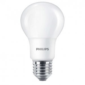Philips Led Lamppu 8w 60w A60 E27 Ww 230v Fr Nd