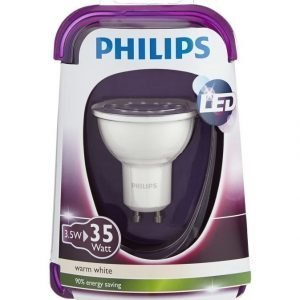 Philips Led Spottivalo 35 W Gu10 Lämmin Valkoinen