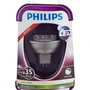 Philips Led Spottivalo 35 W Gu5.3 Lämmin Valkoinen