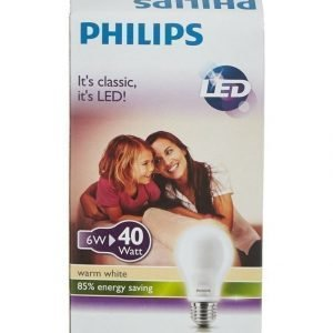 Philips Ledclassic Lamppu 40w E27 Lämmin Valkoinen