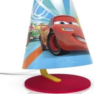 Philips Pöytävalaisin Disney Pixar Cars