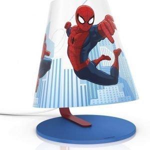 Philips Pöytävalaisin Disney Spiderman
