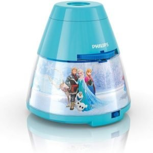 Philips Projektori/Yövalaisin Disney Frozen