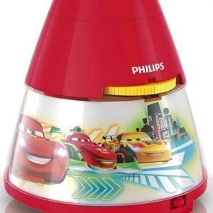 Philips Projektori/Yövalaisin Disney Pixar Cars