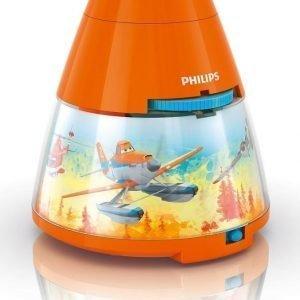 Philips Projektori/Yövalaisin Disney Planes