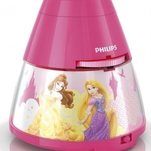 Philips Projektori/Yövalaisin Disney Princess