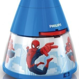 Philips Projektori/Yövalaisin Disney Spiderman