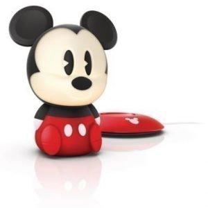 Philips Softpal Mickey Kannettava Valokaveri 717093016