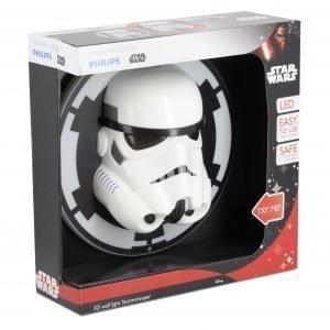 Philips Star Wars Stormtrooper 3d Seinävalo