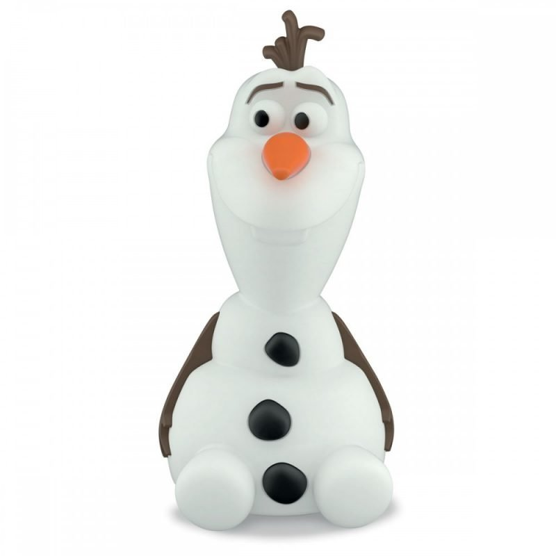 Philips Yövalaisin Softpal Batteridriven Disney Frozen