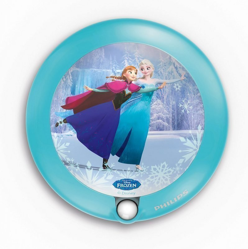 Philips Yövalo liiketunnistimella Disney Frozen