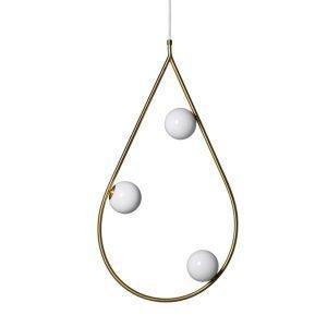 Pholc Pearls 80 Riippuvalaisin Messinki