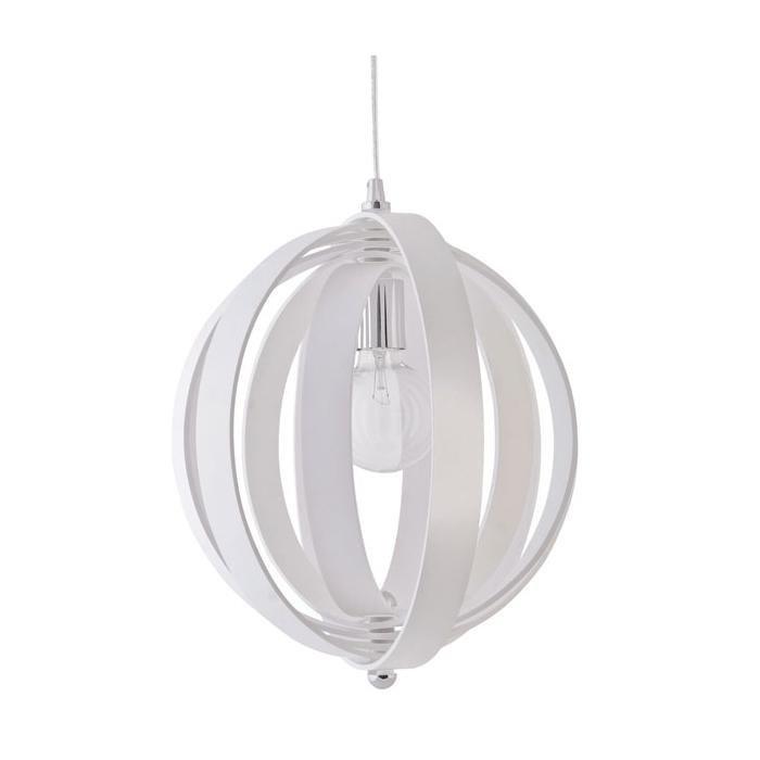 Pholc Riippuvalaisin Swing Ø 400x400 mm puu valkoinen