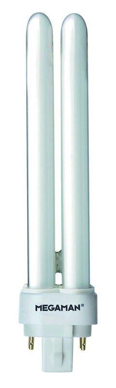 Pienoisloistelamppu Megaman TC-D 4-pin G24d-3 26W 41x164 mm 1800lm 3000K