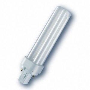 Pienoisloistelamppu Osram  Dulux D 10W/827 G24d-1