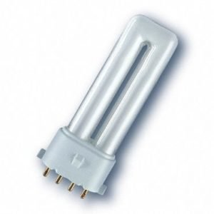 Pienoisloistelamppu Osram  Dulux S/E 9W/840 2G7