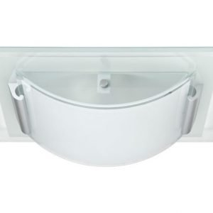 Plafondi Faccetto 300x300x110 mm kirkas/valkoinen