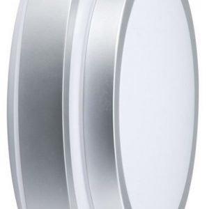 Plafondi Stepino Ø 325x90 mm hopea/valkoinen