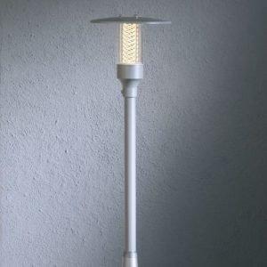 Pollarivalaisin 405-310 Nova harmaa alumiini GU10 1180 mm