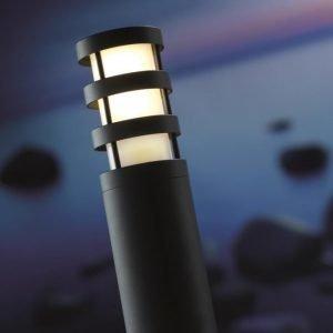 Pollarivalaisin Darwin Ø 90x800 mm musta