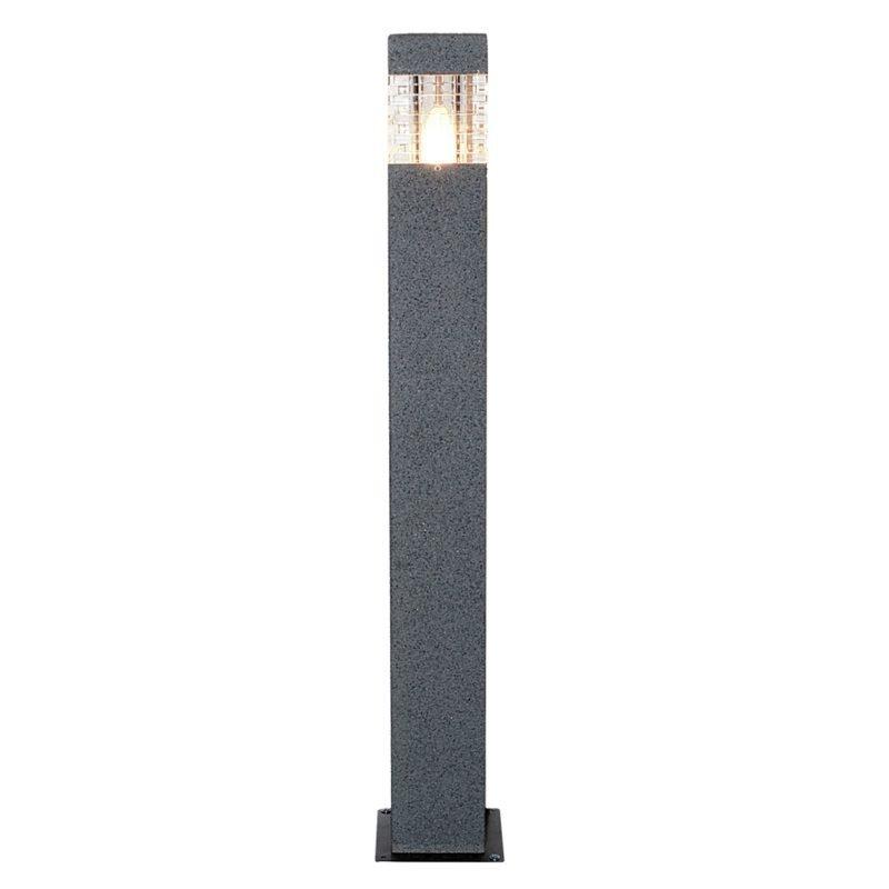 Pollarivalaisin Kallio 104x104x900 mm harmaa