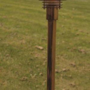 Pollarivalaisin Phoenix Mini Ø 300x1150 mm kupari