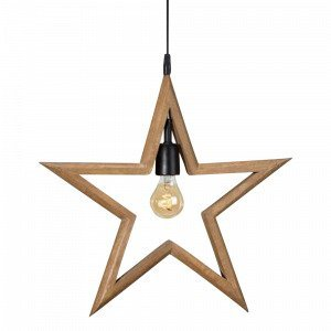 Pr Home Farm Star Valotähti Luonnonvärinen 45 Cm
