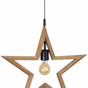 Pr Home Farm Star Valotähti Luonnonvärinen 59 Cm