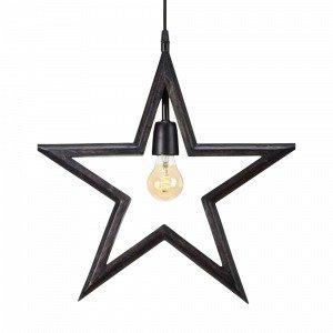 Pr Home Farm Star Valotähti Musta 45 Cm