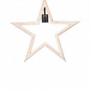 Pr Home Farm Star Valotähti Valkoinen 45 Cm