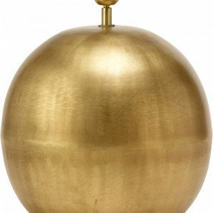 Pr Home Globe Lampunjalka Kulta 38 Cm