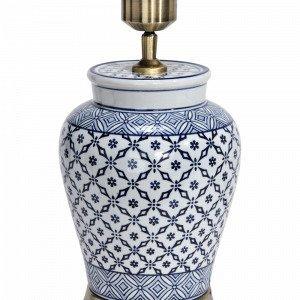 Pr Home Mi Hong Lampunjalka Sininen 34 Cm