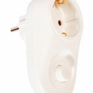 Pr Home Plug In Dimmer Elect Himmennin Valkoinen