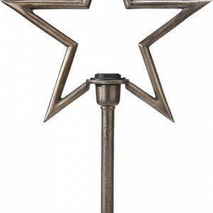 Pr Home Raw Star Valotähti Hopea