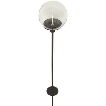 Puutarhavalaisin Ball Klar LED 12V IP44 Ø 150x800 mm