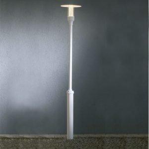 Pylväsvalaisin 403-250 Nova valkoinen matta GU10 korkeus 2210 mm