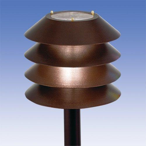 Pylväsvalaisin Käpy AT101ALAP Ø 292x283 mm antiikkipronssi