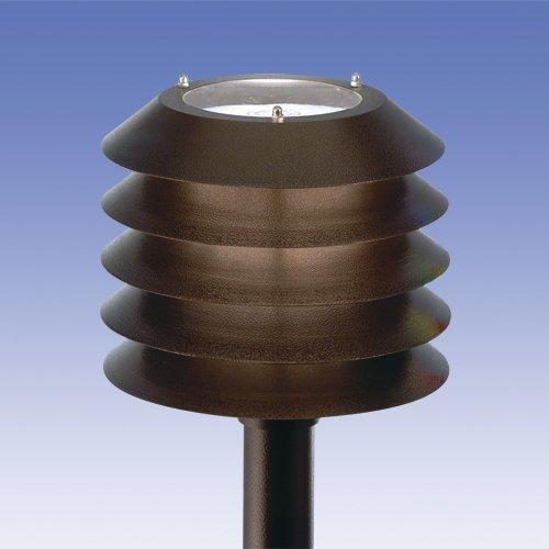 Pylväsvalaisin Koristekäpy AT101/8Z001 Ø 236x242 mm antiikkipronssi