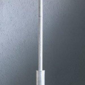 Pylväsvalaisin Modena 7336-320 Ø 400x2250 mm sinkitty teräs