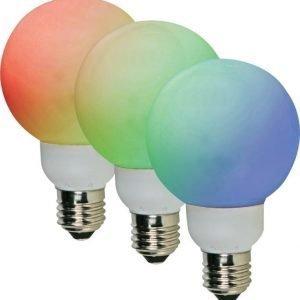 RGB LED-lamppu