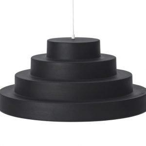 Riippuvalaisin Cake musta