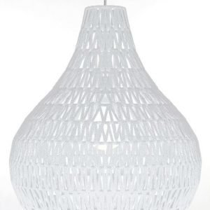 Riippuvalaisin Cotton XL Ø 450x520 mm valkoinen
