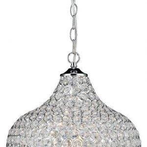 Riippuvalaisin Jewel Ø 330x360 mm kromi/Brilliant-kristalli