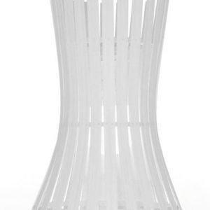 Riippuvalaisin Nordic Ø 360x500 mm valkoinen