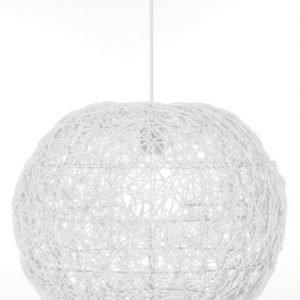 Riippuvalaisin Nystan Ø 400x380 mm valkoinen