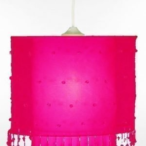 Riippuvalaisin Princess Ø 300x320 mm pinkki