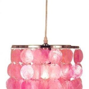 Riippuvalaisin Scan Lamps Rosy Ø 250 mm vaaleanpunainen