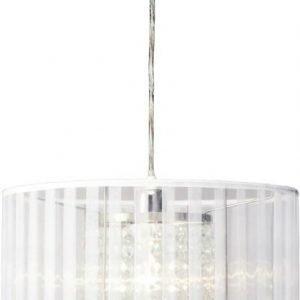 Riippuvalaisin Scan Lamps Vendela 35 Ø 350x250 mm valkoinen
