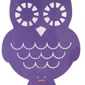Roommate Seinävalaisin Pöllö Liila