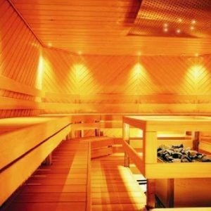 Saunavalaistussarja Artisan Rinaldo Saunasetti 1 projektori + 7 kuitua